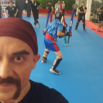 Tactical Thai Sword London - Dap Thai - Kru Nuat