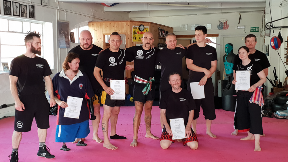 Seminar in Doncaster by Kru Nuat